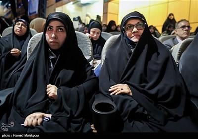 زهره الهیان در همایش حامیان پزشکی حجتالاسلام سید ابراهیم رئیسی