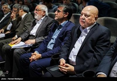 مسعود میرکاظمی در همایش حامیان پزشکی حجتالاسلام سید ابراهیم رئیسی