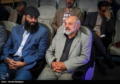 محمدحسن طریقت منفرد در همایش حامیان پزشکی حجتالاسلام سید ابراهیم رئیسی