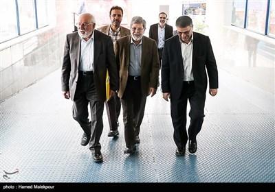 علیرضا مرندی در همایش حامیان پزشکی حجتالاسلام سید ابراهیم رئیسی
