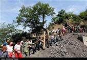 نجار: اولویت دست یافتن به محبوسشدگان در معدن است