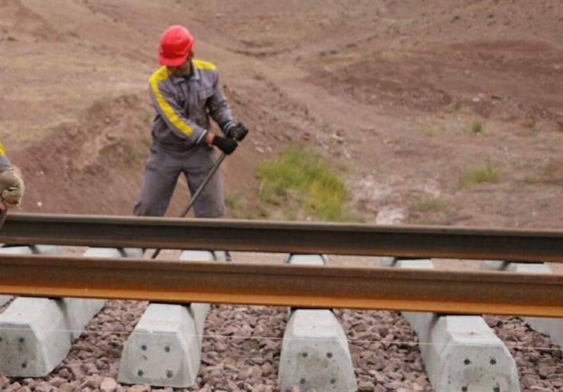 """30 میلیارد تومان اعتبار برای راه آهن """"یاسوج-اقلید"""" اختصاص یافت"""