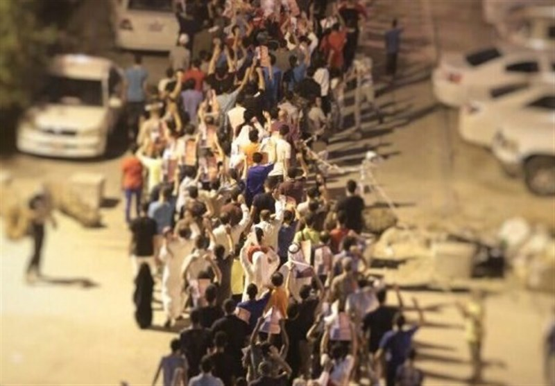 تظاهرات بحرینیها
