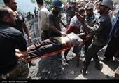 عملیات امداد و نجات در معدن آزادشهر در یک حرکت جهادی و مردمی انجام شد