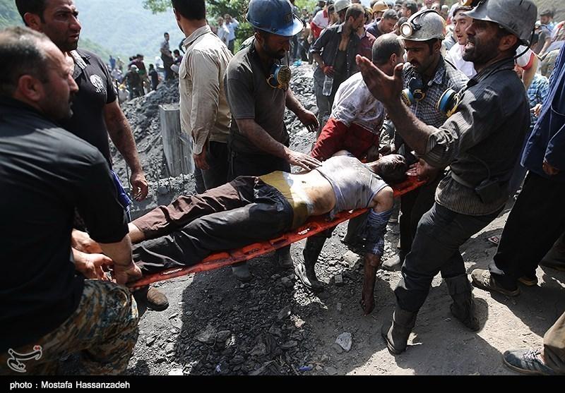 İran'da Maden Faciasında Ölü Sayısı 35'e Yükseldi