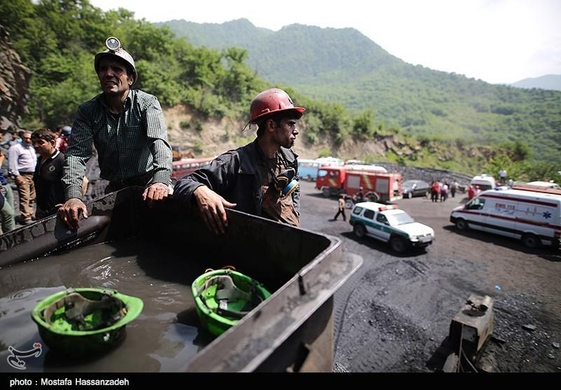 روند کند امدادرسانی در معدن آزادشهر/لوکوموتیو 5 تنی ارسال شده کارآیی لازم را ندارد