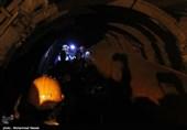 وزیر کار از تونل معدن آزادشهر بازدید کرد