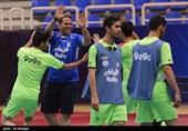 حضور تیم فوتسال زیر20 سال ایران در تورنمنت چهارجانبه چین تایپه