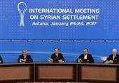 روسیه: مذاکرات سهجانبه آستانه چهارشنبه برگزار میشود