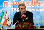 نشست خبری رئیس ستاد انتخاباتی میرسلیم در آذربایجان شرقی به روایت تصویر