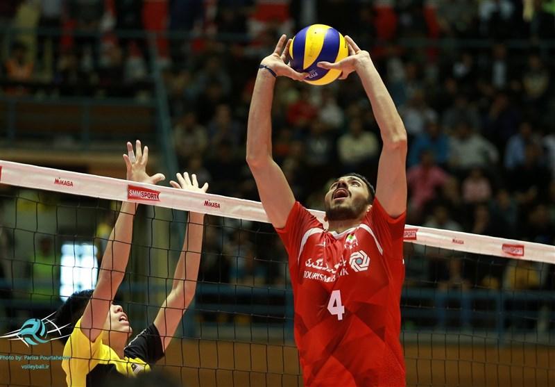 Iran Sinks China Asian Men's U-23 Volleyball Championship