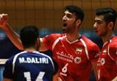 Iran Demolishes Kazakhstan in Asian U-23 Volleyball Championship