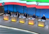 Iranian Presidential Candidates Attend 2nd Live Televised Debate
