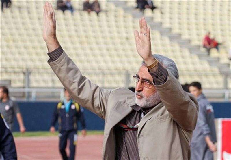 حسین فرکی: امیدوارم تیم ملی بعد از 40 سال به مردم کادو بدهد/ باید زمان بگذرد تا درباره آینده پیکان صحبت کنیم