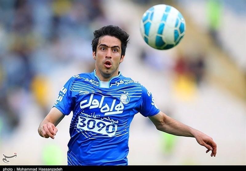 خسرو حیدری فردا از فوتبال خداحافظی میکند