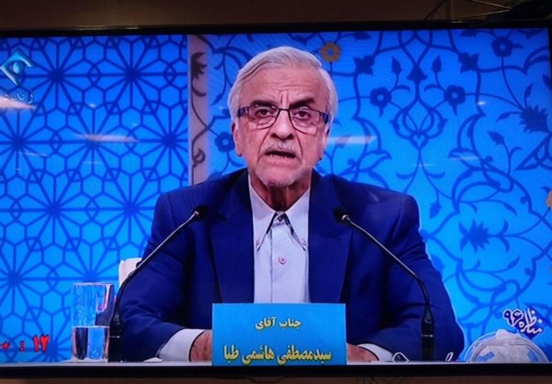 عن ماذا تحدّث المرشح هاشمی طبا خلال المناظرة الثّانیة؟
