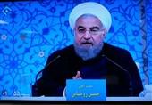 المرشح روحانی: تدعیم المصارف احدى طرق تحسین الوضع المعیشی للشعب