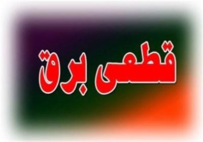 زمان بندی قطعی برق تهران باز هم تغییر کرد + جدول قطعی های امروز 25 تیر