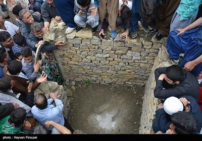 مراسم آیینی کومسای در اورامان تخت - کردستان
