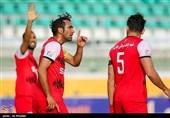 پیروزی ٤ گله پدیده در دومین بازی تدارکاتی