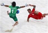 Iran Beach Soccer Unchanged in World Rankings