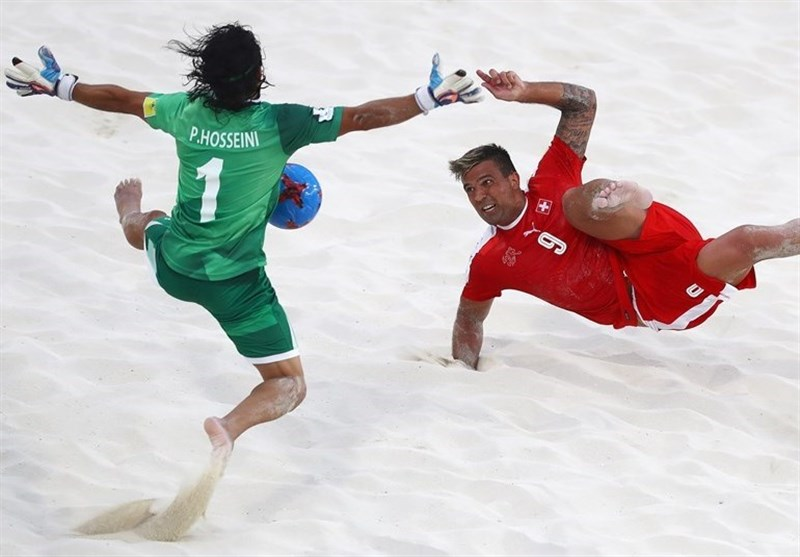 Iran Beach Soccer Unchanged in World Rankings