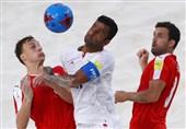 غیبت کاپیتان تیم ملی فوتبال ساحلی مقابل روسیه
