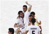 جام بین قارهای فوتبال ساحلی| ایران تاهیتی را هم شکست داد/ صعود ساحلیبازان به نیمه نهایی