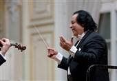 سفیر ایران در اتریش به تماشای کنسرت علی رهبری نشست