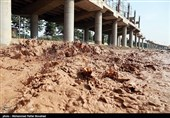 6 اکیپ هلال احمر به شهرستان لردگان اعزام شد/تلاش برای یافتن مفقودان سیل