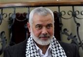 فوز إسماعیل هنیة برئاسة المکتب السیاسی لحرکة حماس