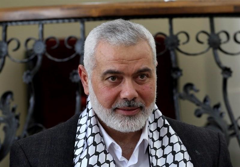 اسماعیل هنیه رئیس دفتر سیاسی حماس