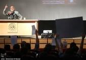 المرشح میر سلیم یلقی کلمة فی جامعة امیر کبیر