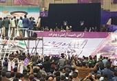 روحانی: راهآهن ارومیه - تبریز احداث میشود/ شرایط کسب و کار برای جوانان بهترمیشود