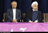 """تمام کابینه، """"پوششی"""" روحانی شدند"""
