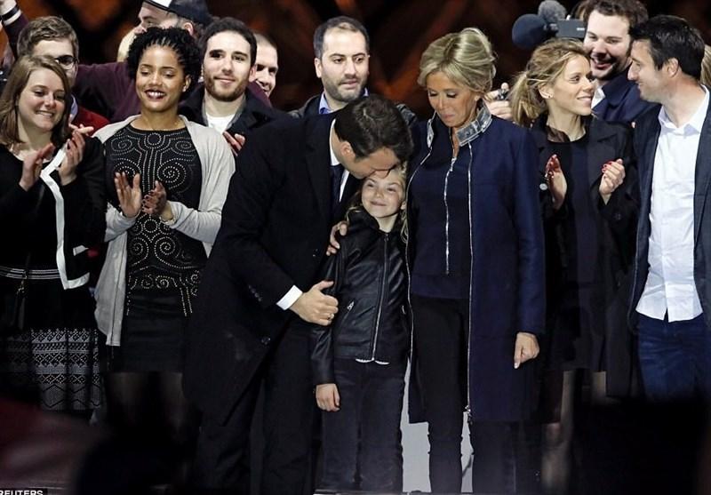 امینیول میکخواں؛ نیپولین کے بعد فرانس کا کم عمرترین سربراہ/ تصویری رپورٹ