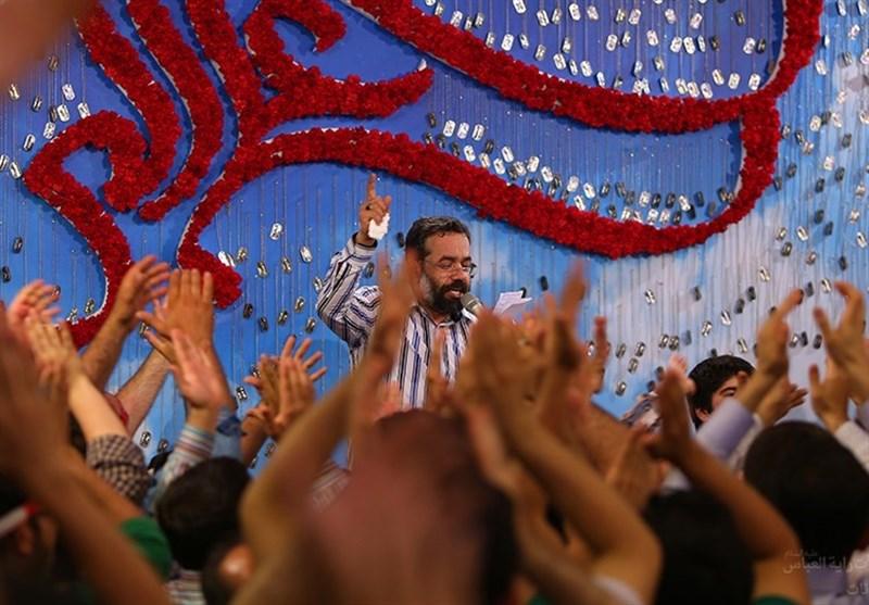 مولودیخوانی «محمود کریمی» در سالروز ازدواج امیرالمومنین(ع) و حضرت زهراء(س) + صوت