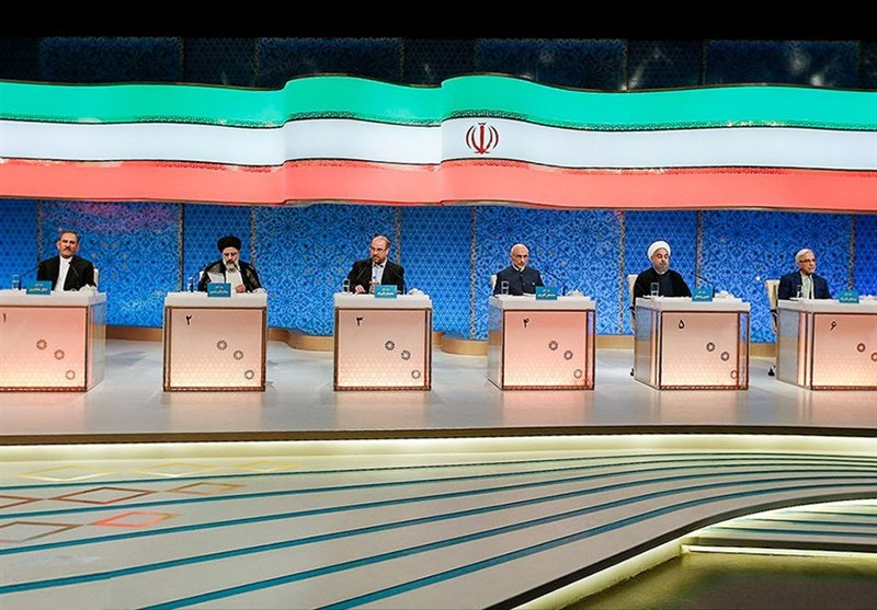 Iran Presidential Candidates Gear Up for Final TV Debate before Election