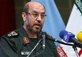 ایرانی وزیر دفاع