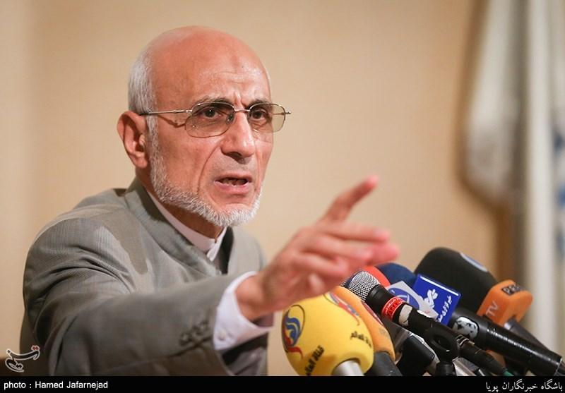 سخنرانی مصطفی میرسلیم در دانشگاه تهران