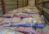 محموله 24 تنی برنج قاچاق در استان بوشهر توقیف شد