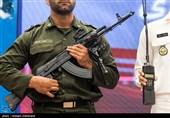جدیدترین کلاشینکف و سلاح تکتیرانداز ایرانی رونمایی شدند + جزئیات