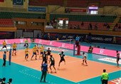 Asian U-23 Volleyball Championship: Iran into Final