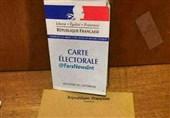 سید حسن نصرالله در انتخابات فرانسه رای داشت + عکس
