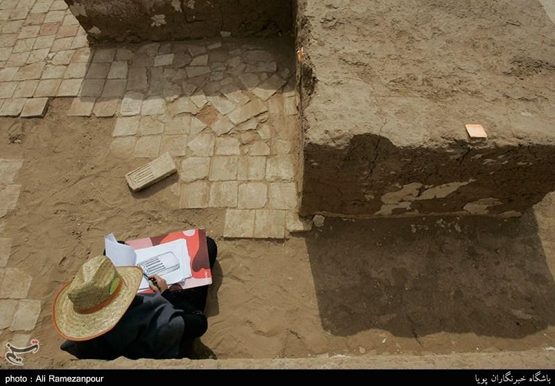 تل آجری ۲۵۰۰ ساله موزه می شود