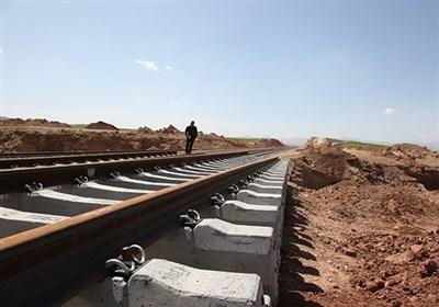 راه آهن همدان به سنندج
