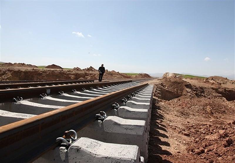 ۷۷ میلیارد تومان به پروژه راهآهن اردبیل-میانه تخصیص یافت