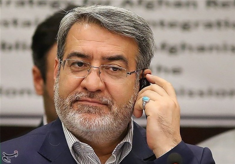 Iran's Presidential Election A Political Epic: Interior Minister
