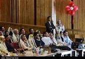 مراسم ازدواج دانشجویی 167 زوج در واحد علوم تحقیقات برگزار شد