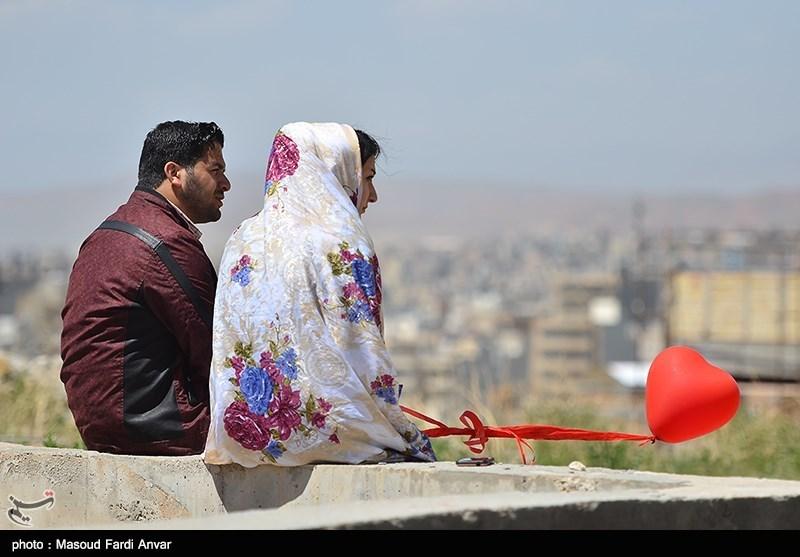بیستمین مراسم ازدواج دانشجویی دانشگاه علوم پزشکی- تبریز
